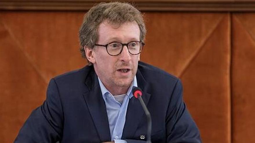 Esteban Burrone, director de políticas del Banco de Patentes de Medicamentos.