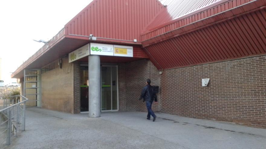 Oficina de empleo de Guadalajara / Foto: Ana María Ruiz