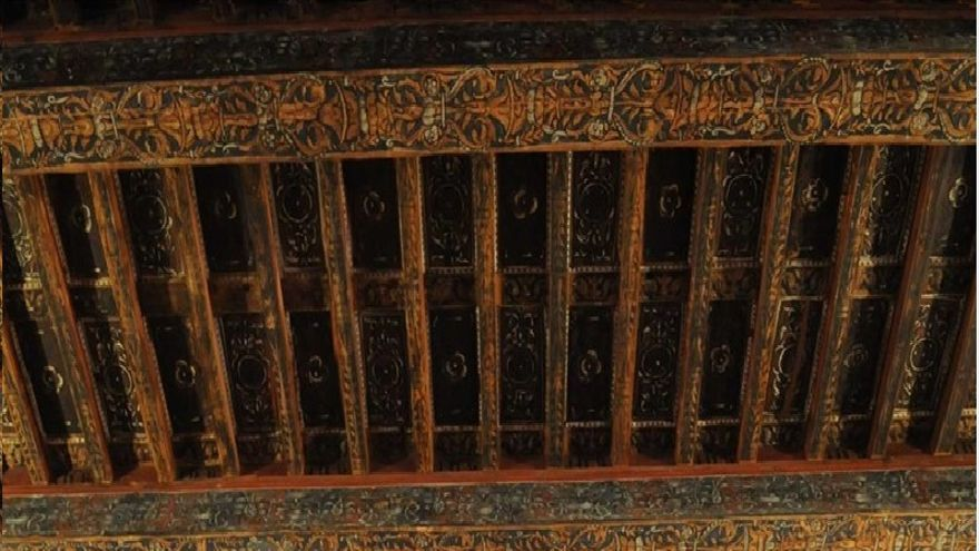 Sala Capitular del Convento de San Clemente
