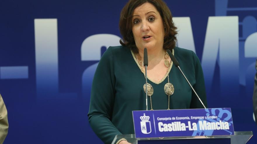 Patricia Franco, consejera de Economía de Castilla-La Mancha