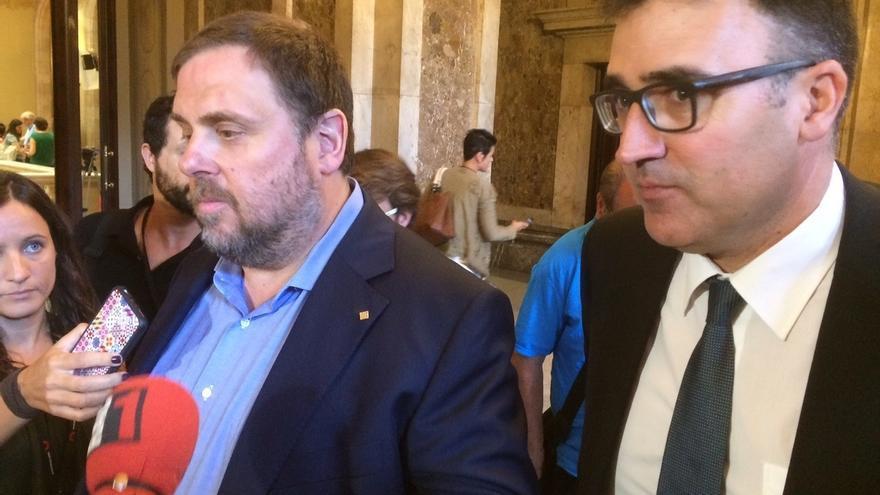"""El Govern celebra aprobar el Código Tributario catalán """"base de una estructura de Estado"""""""