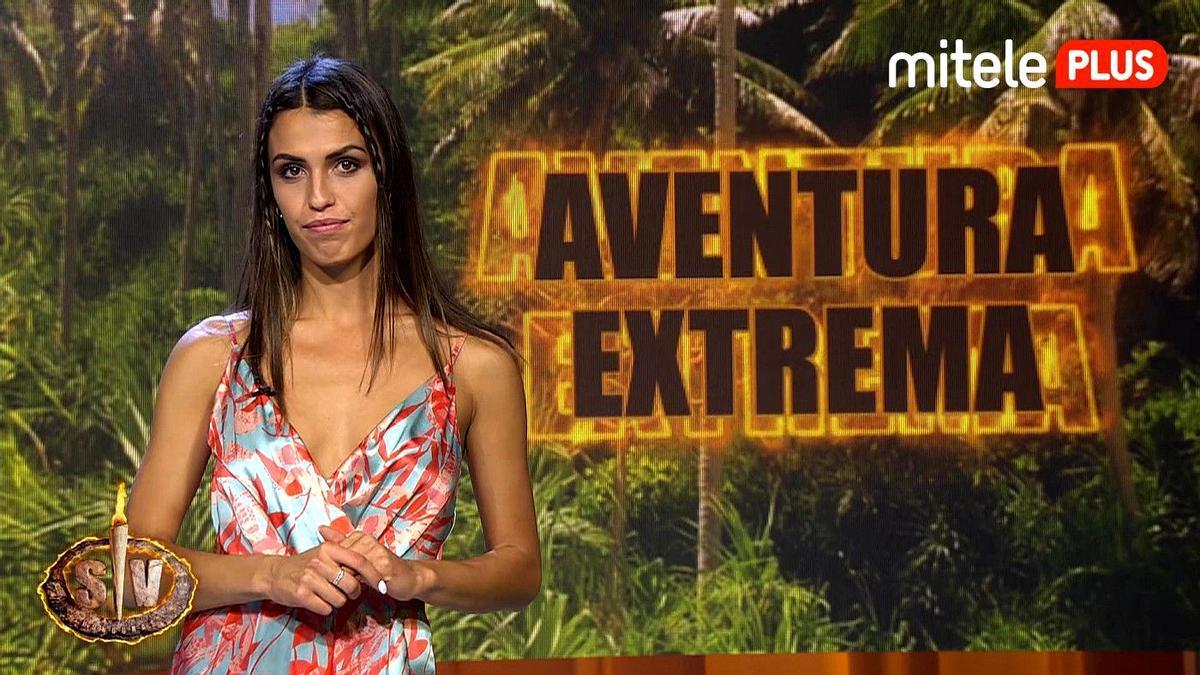 Sofía Suescun en 'Supervivientes: una aventura extrema'