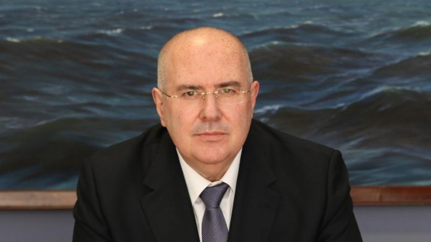 El secretario general de la CEOE de Tenerife, Pedro Alfonso Martín.