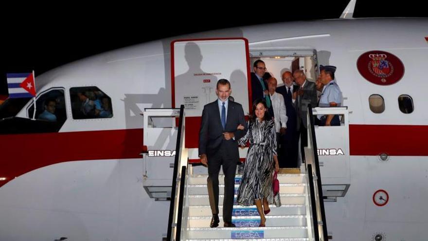 Felipe VI se convierte en el primer rey de España en visita de Estado a Cuba