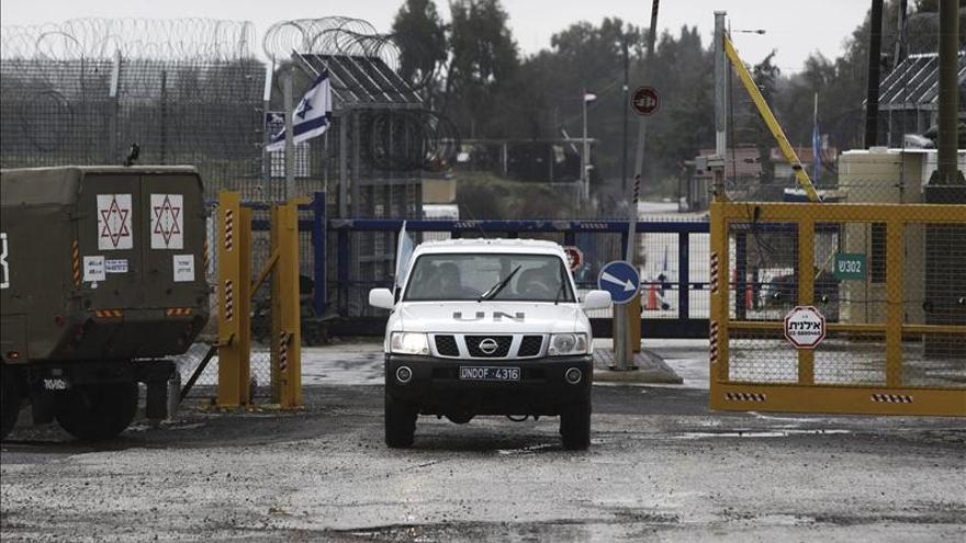 El Gobierno austríaco dice que Damasco ha reconquistado Quneitra, en el Golán