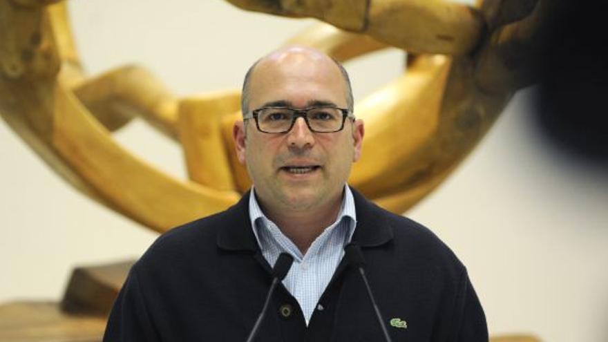 El ex dirigente del PNV Alfredo De Miguel.
