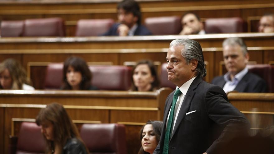La publicación de la declaración de bienes de Marcos de Quinto (Cs), pendiente de que aporte al Congreso el IRPF de 2018