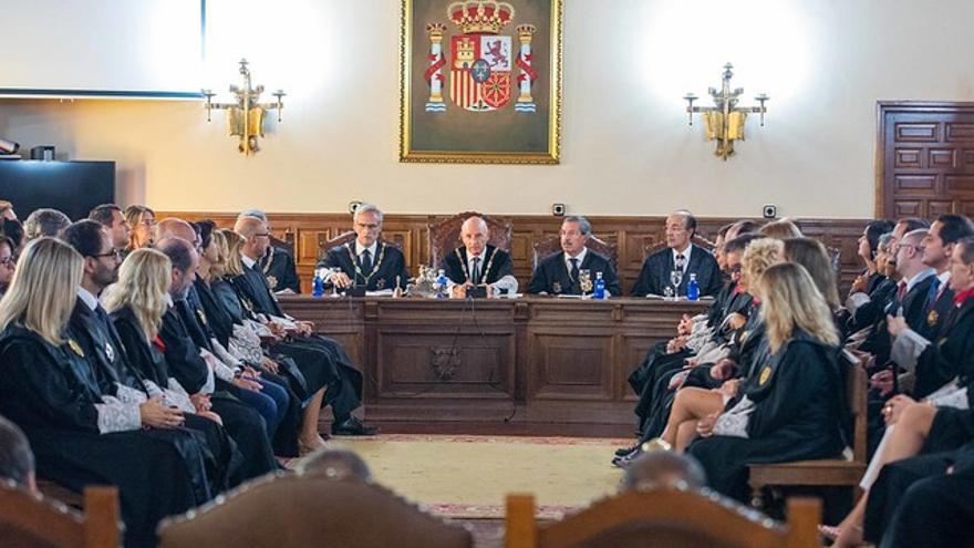 Apertura del Año Judicial FOTO: JCCM