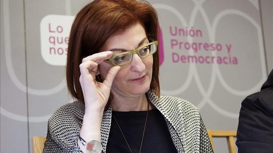 "Pagazaurtundua defiende la coherencia de UPyD ""frente al postureo"""