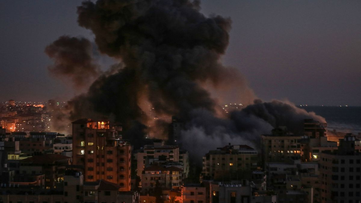 Escalada de violencia en Israel.