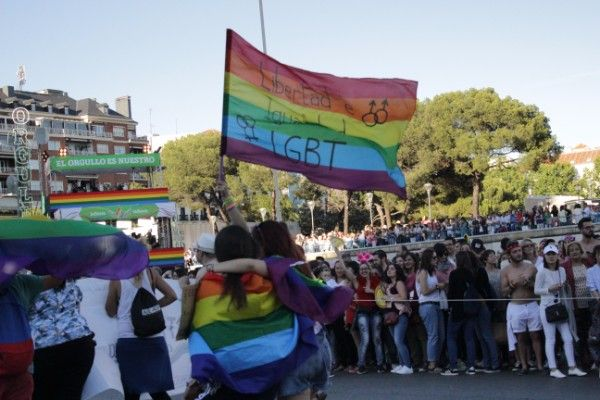 Manifestación del Orgullo LGTB 2017 | Somos Chueca