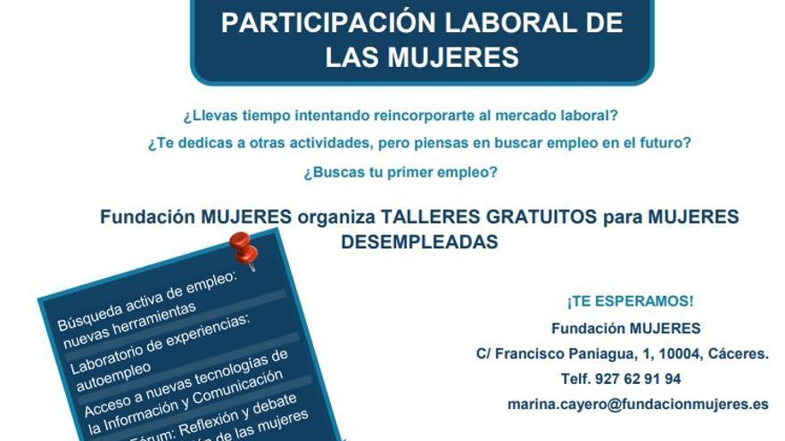 Proyecto de Fundación Mujeres