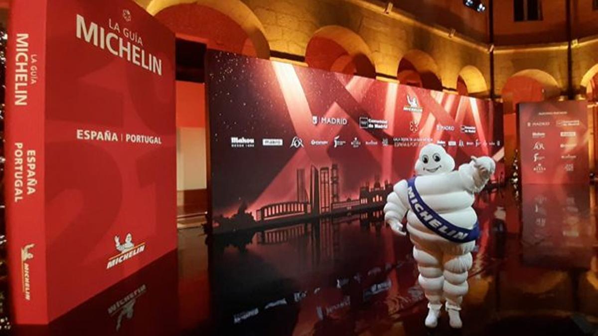 Momento Gala virtual Guía Michelin 2021