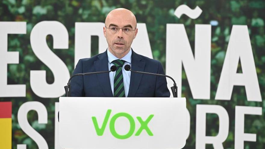 Vox admite la necesidad de aprobar ahora el ingreso mínimo vital