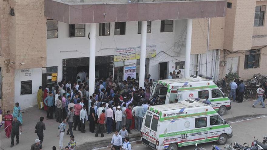 El estado adoptará a los hijos de las 13 indias muertas tras esterilizarse