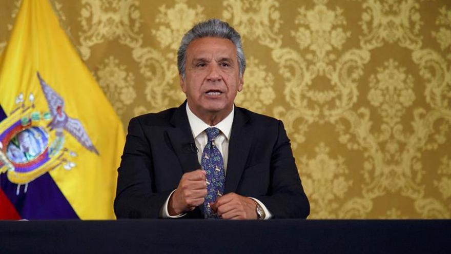 El presidente de Ecuador admite que heredó un grave endeudamiento y anuncia medidas