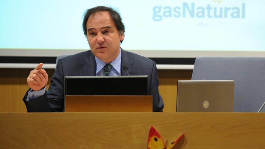 José Mª Gil Aizpuru, director del Negocio de Distribución de Gas en España.