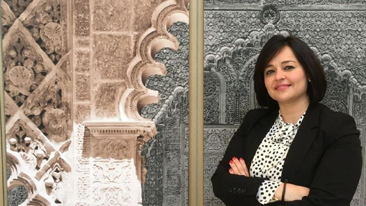 Virginia Pérez será reelegida este sábado presidenta del PP de Sevilla.a