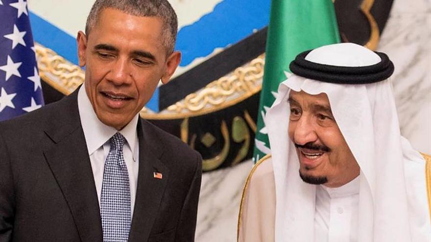 Comienza la cumbre de los países del Golfo con EEUU en Riad