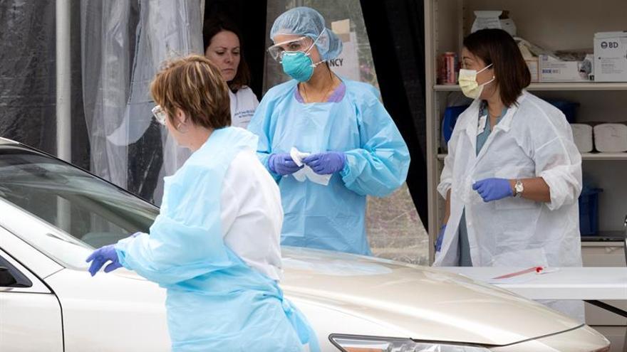 Los hospitales de televisión donan sus equipos a centros médicos por COVID-19