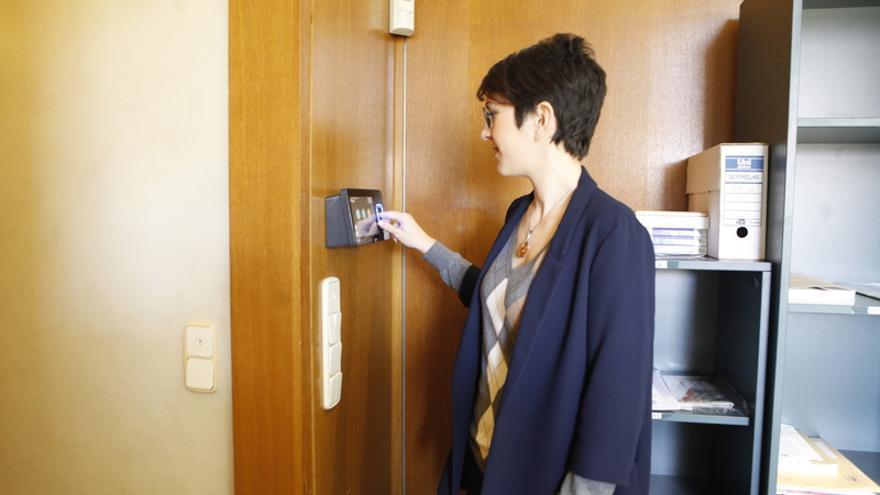 La iniciativa partió de la presidenta de las Cortes de Aragón, Violeta Barba (Podemos).
