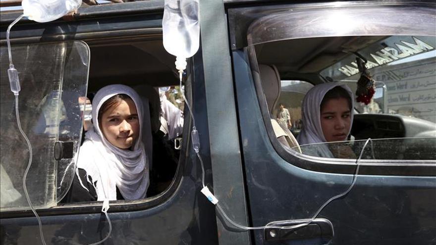 El Estado Islámico cierra escuelas y deja sin clase a 43.000 niños en el este de Afganistán