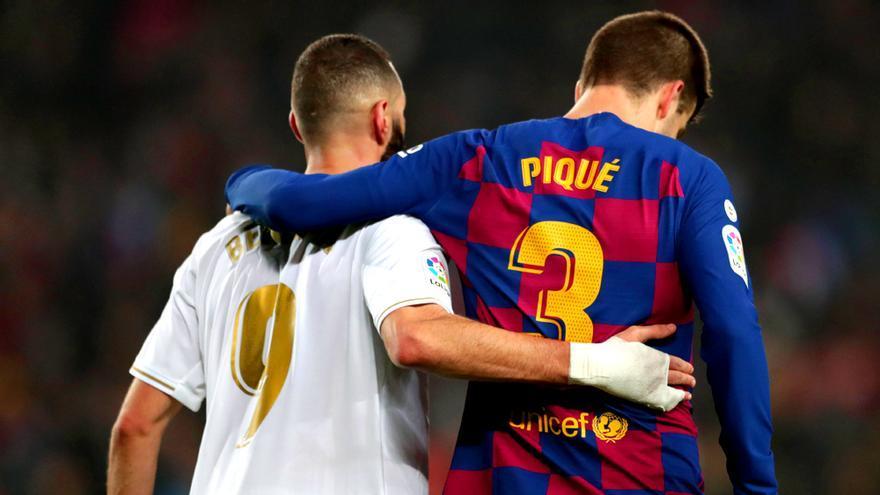 El 'Clásico' Barça-Real Madrid