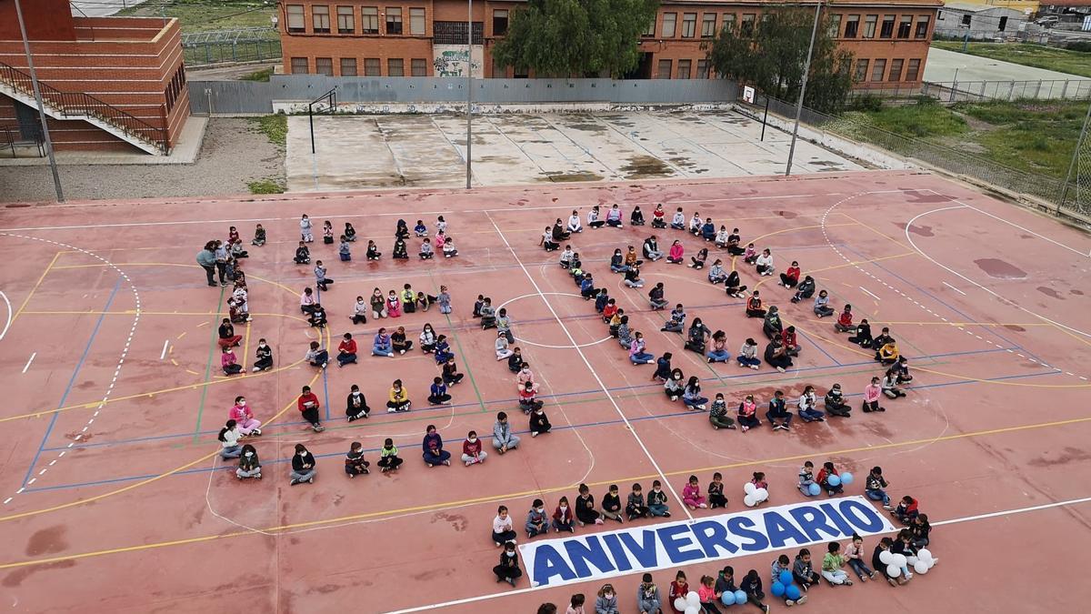 50 Aniversario CEIP Ramón y Cajal