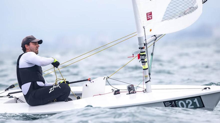 Joaquín Blanco no tiene un buen día en Japón y cae en la clasificación