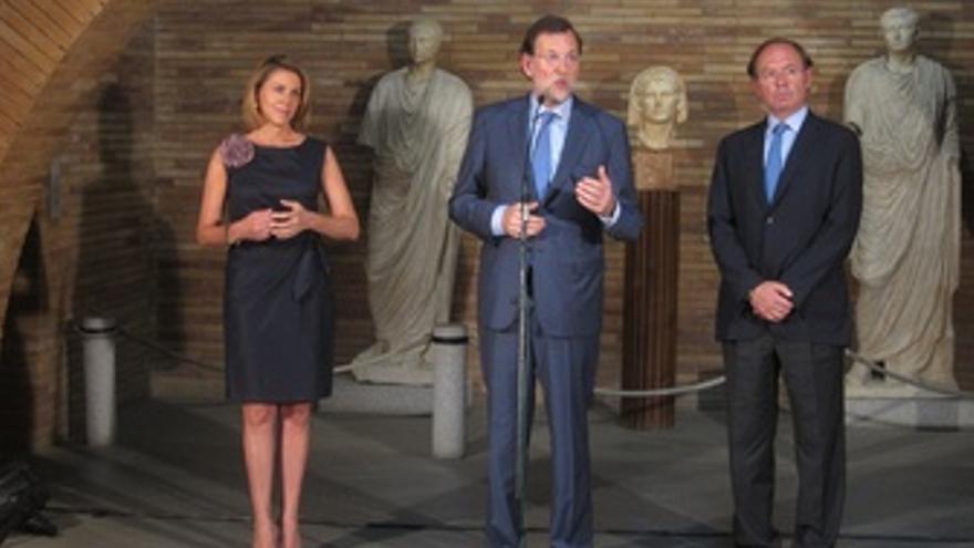 Cospedal, Rajoy Y García Escudero