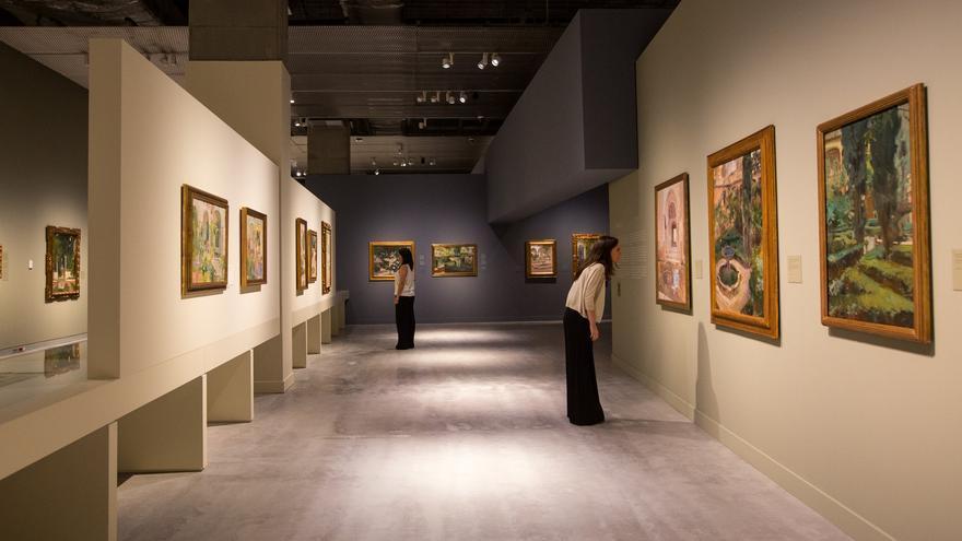 Exposición 'Sorolla. Un jardín para pintar'