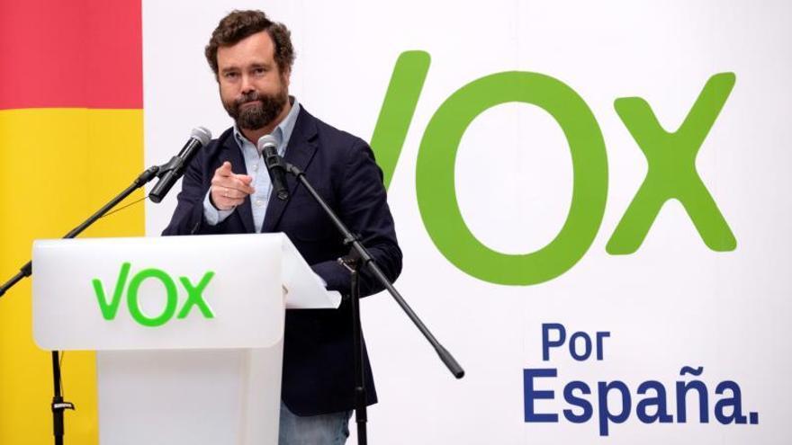 Espinosa de los Monteros, único diputado que falta por declarar sus bienes