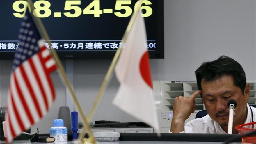 El Nikkei baja un 0,28 por ciento hasta 13.822,45 unidades