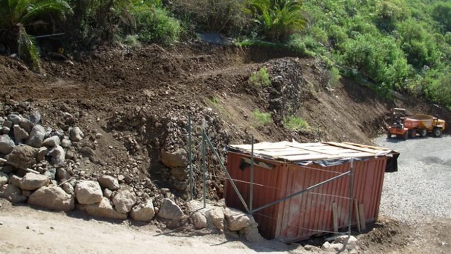 De las obras ilegales en Agaete #21