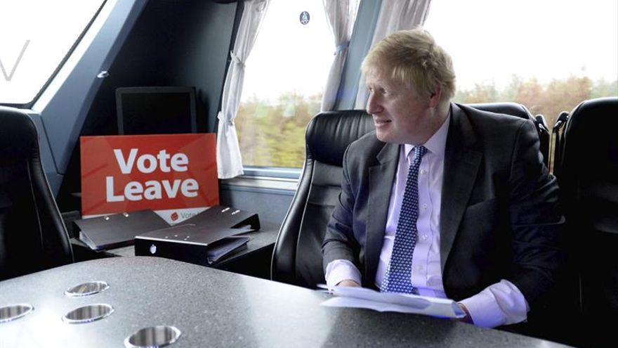 """Londres prepara """"planes de contingencia"""" por si se produce el """"brexit"""""""