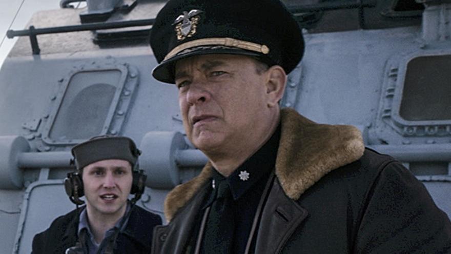 Tom Hanks en 'Greyhound', aplazada hasta el 19 de junio