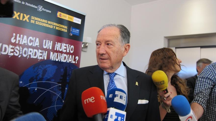 """El director del CNI dice que en España las cifras de yihadistas son """"muy manejables"""""""