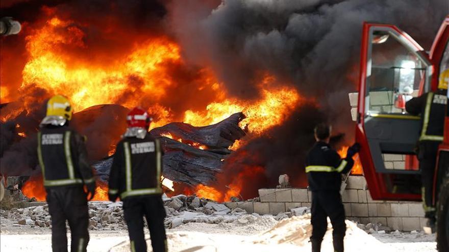 Muere una mujer de 78 años en el incendio de su casa en Jaén