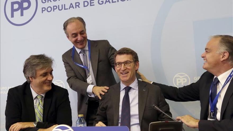 """Feijóo llama a la unión """"ante la violenta enmienda a la convivencia en Europa"""""""