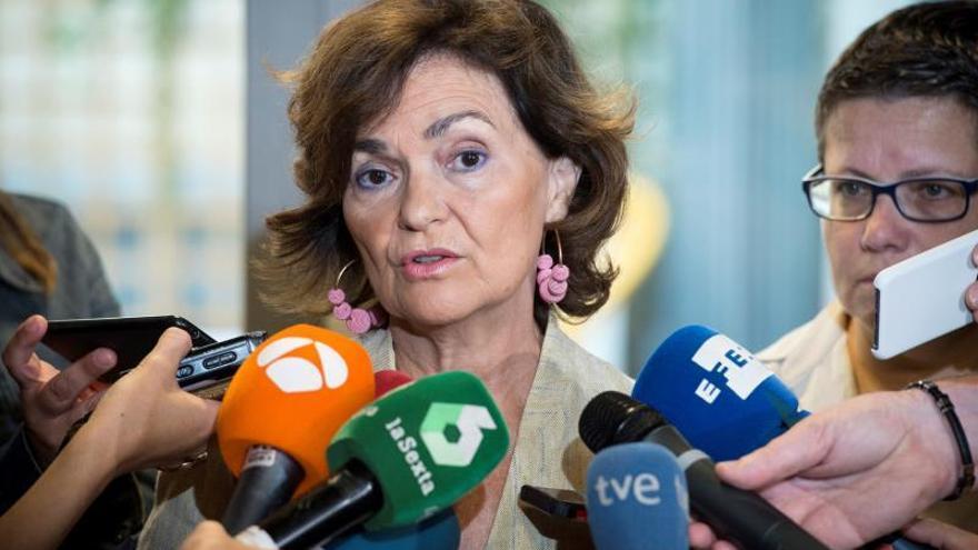 """El PSOE invita a Podemos a cerrar un nuevo programa """"más amplio y realista"""""""