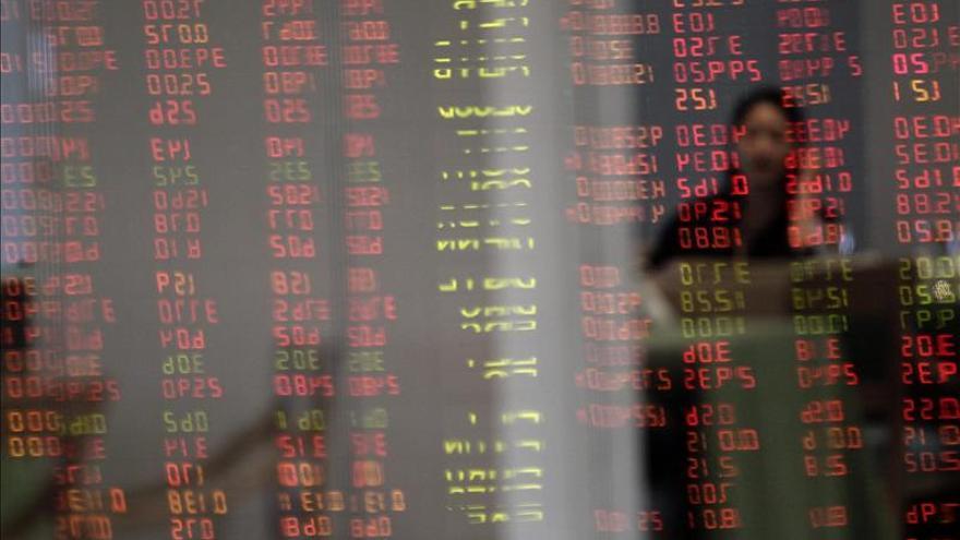 Las bolsas del Sudeste Asiático abren a la baja, salvo Singapur