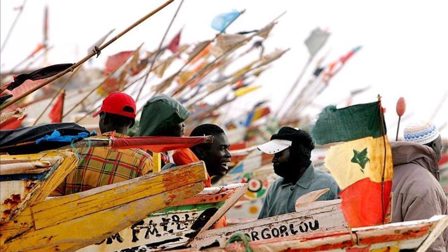 La marea negra detectada en Mauritania no presenta peligro para la pesca
