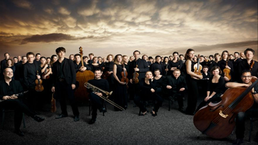 Componentes de la Mahler Chamber Orchestra