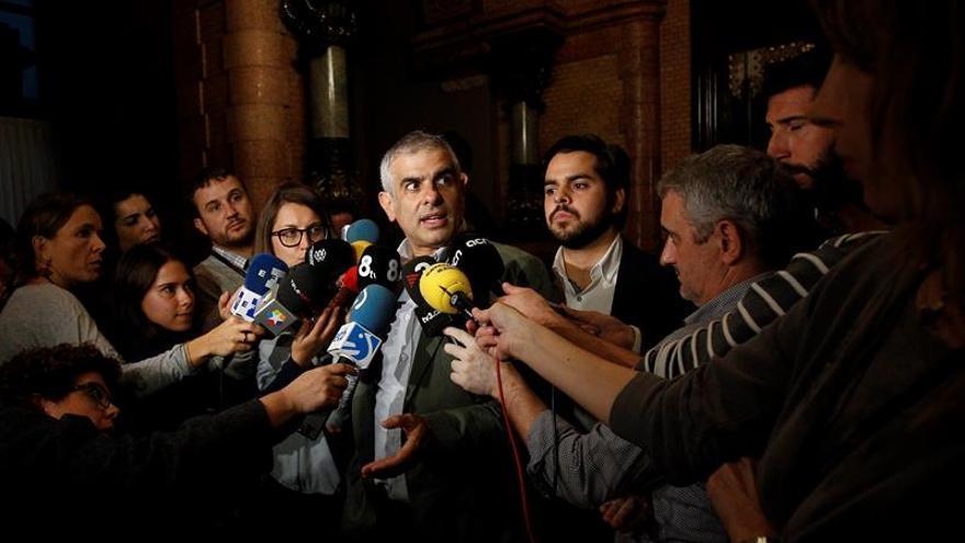"""C's: El TSJC entiende que Mas ha hecho """"méritos suficientes"""" para ir a juicio"""