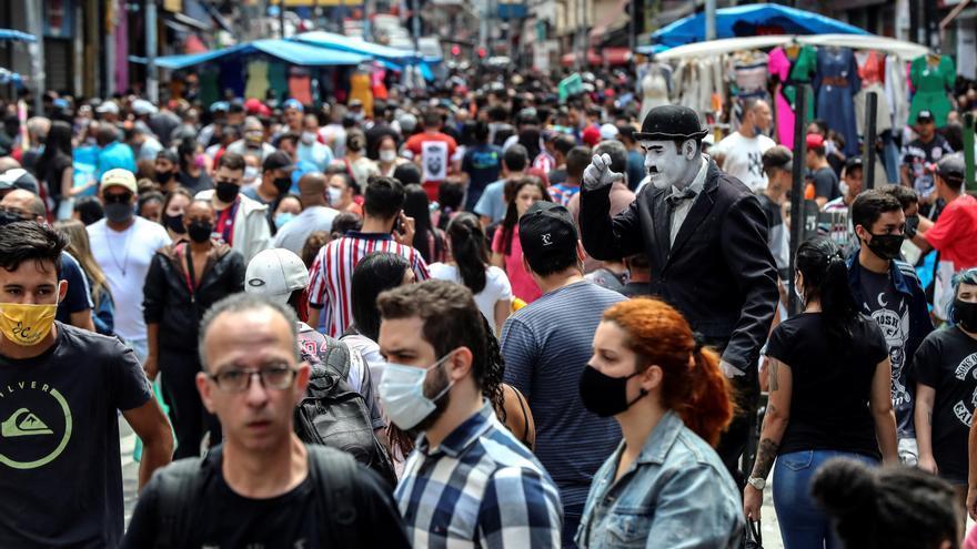 Brasil supera los 150.000 muertos por coronavirus en casi siete meses