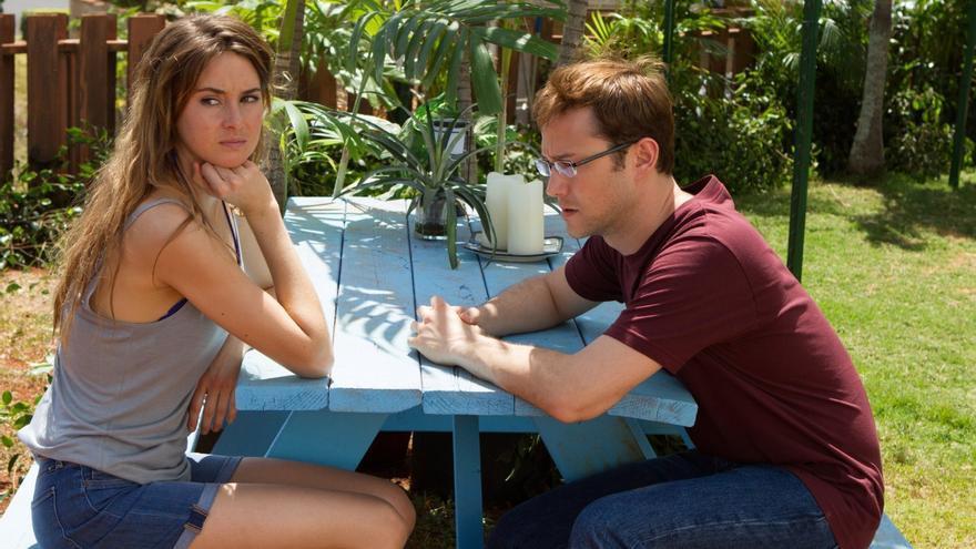 Lindsay y Edward Snowden en Hawai
