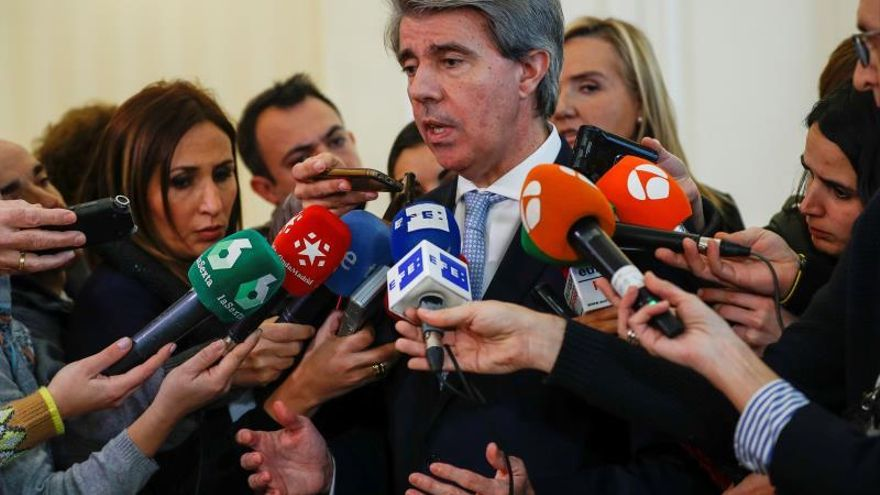 """Garrido afea a los taxistas dejar su representación en """"radicales podemizados"""""""