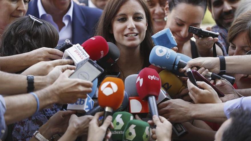 """Andrea Levy lamenta el """"estado de violencia"""" en el que se encuentra VenezuelaCONSTITUCIONAL"""