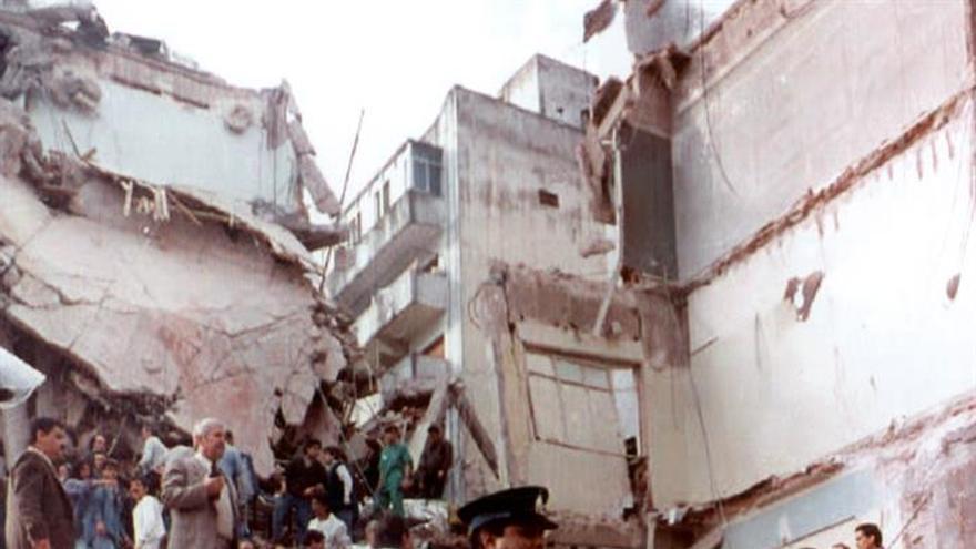 Irán niega su implicación en los atentados de Argentina y denuncia un complot sionista