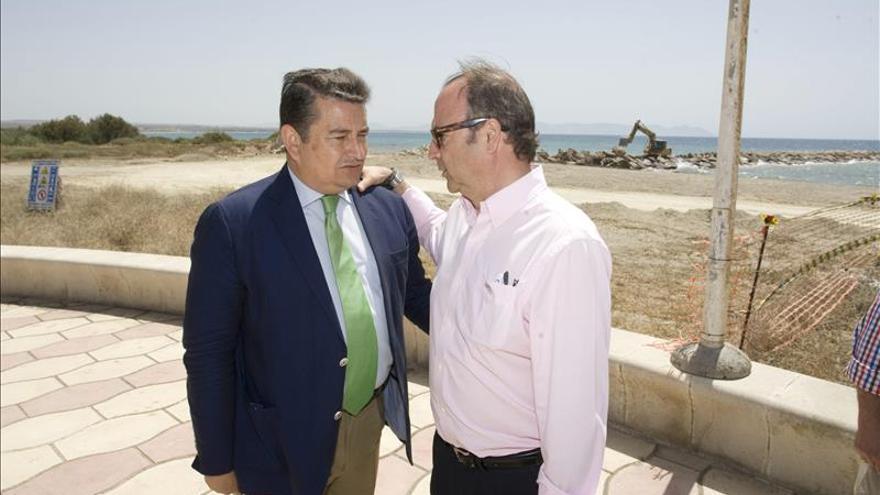 El PP pierde la mayoría absoluta en Almería con el 100% escrutado